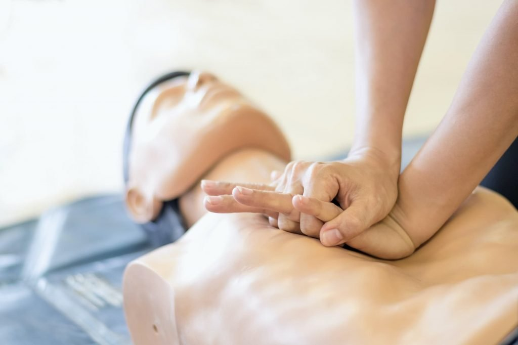 The importance of CPR and Defibrillator training - Midlands Health and Safety Consultancy